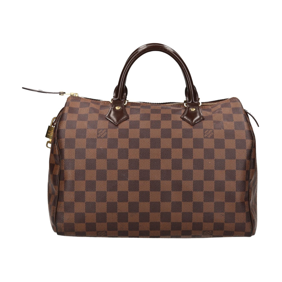 Louis vuitton speedy 30 damier ebene canvas compra for Borse louis vuitton in offerta