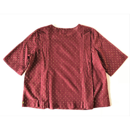 Maison Scotch Blouse shirt met patroon