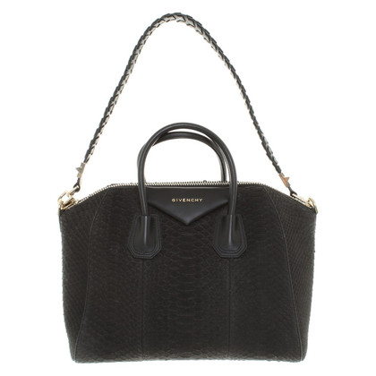 "Givenchy pelle di serpente ""Antigona Bag Medium"""