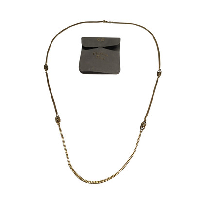 Christian Dior Long Necklace