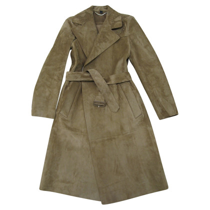 Burberry Prorsum Suede coat
