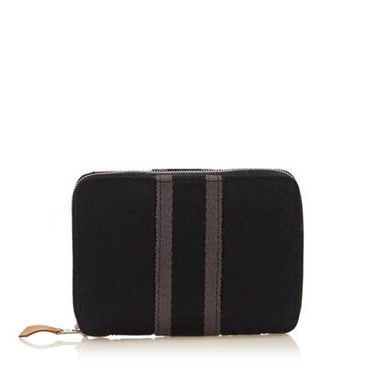 """Hermès """"Fourre Tout"""" in black"""