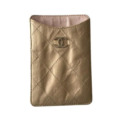 Chanel leather Folio