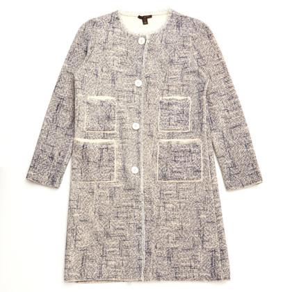 Louis Vuitton tweed jas