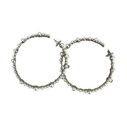 Chanel Orecchini a cerchio