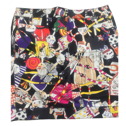 Moschino skirt with pattern