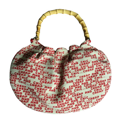 Moschino Cheap and Chic Handtas met patroon
