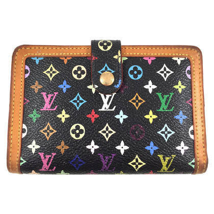 Louis Vuitton Geldbörse aus Monogram Multicolore Canvas