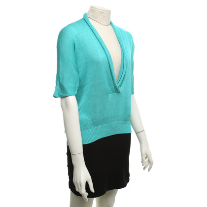 Fabiana Filippi Sweater in turquoise