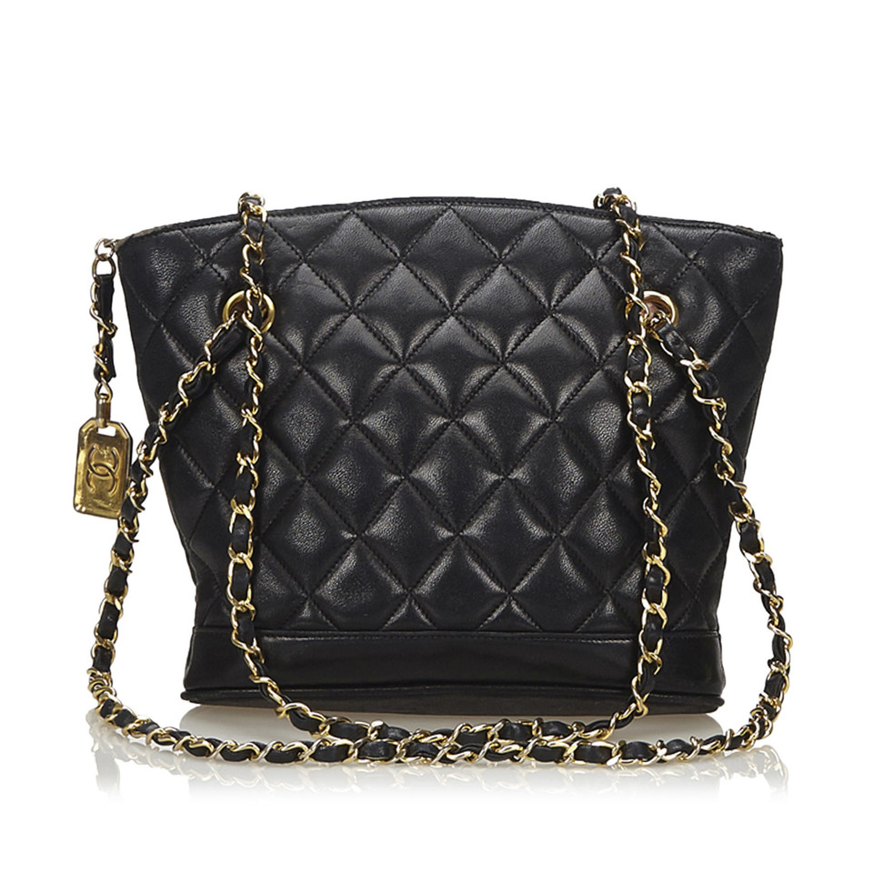 Chanel Shoulder bag with quilted pattern