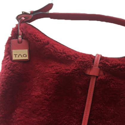 Pinko Handtas in rood
