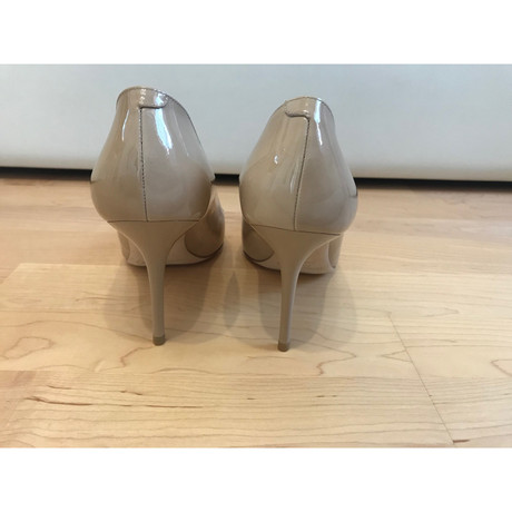 Verkauf Billigsten Jimmy Choo Pumps in Nude Nude Steckdose Billig Authentisch 001u2SkUiI