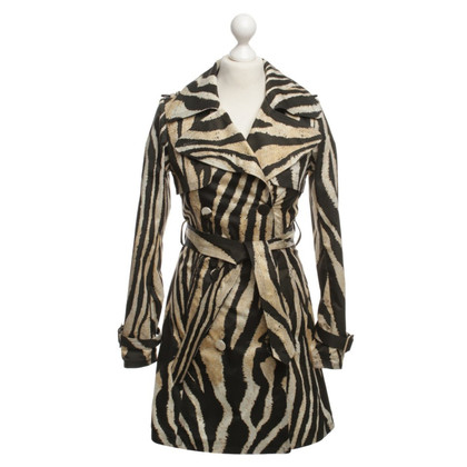 Just Cavalli for H&M Coat with animal print