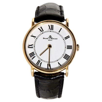 "Baume & Mercier ""Classic Manual 18 K Solid Yellow Gold"""