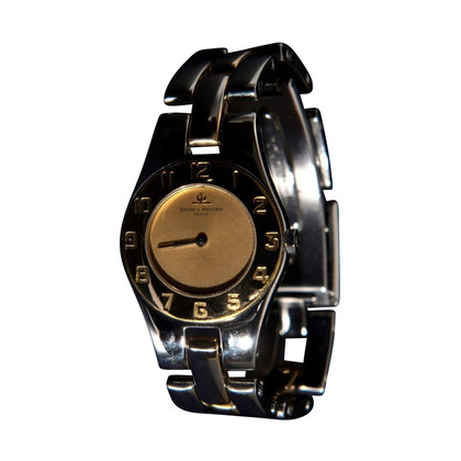 "Baume & Mercier Orologio ""Linea Solid Gold / Steel"""