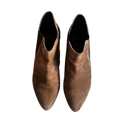 JOOP! Suede ankle boots