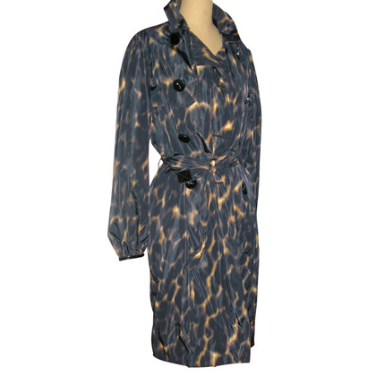 Longchamp Trench coat with pattern