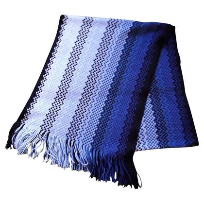 Missoni Scarf in blue
