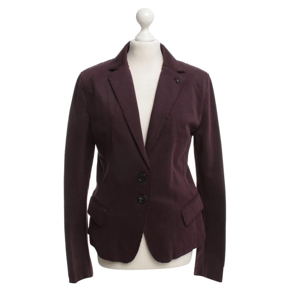 blonde no8 blazer in purple buy second hand blonde no8 blazer in. Black Bedroom Furniture Sets. Home Design Ideas