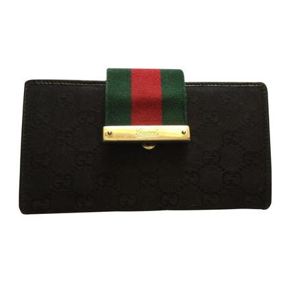 "Gucci ""Continental Wallet"""
