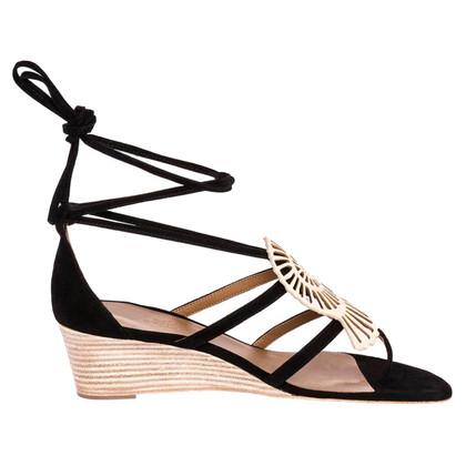 Hermès Wedges SUEDE