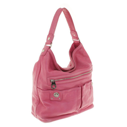 Marc Jacobs Schoudertas in Pink