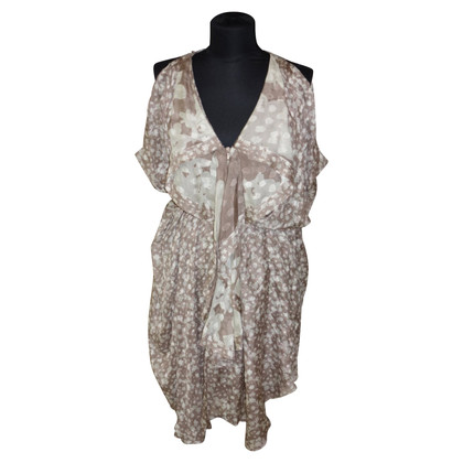 3.1 Phillip Lim Silk dress caftan-style