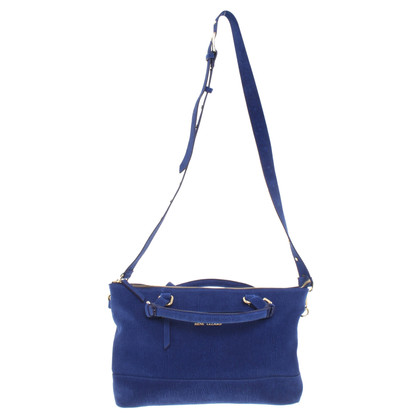 René Lezard Handbag in blue