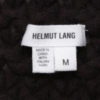 Helmut Lang Strickweste in Braun
