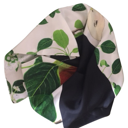 Sport Max silk scarf