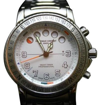 "Frederique Constant ""Yacht Timer Regatta Chronograph Platinum"""
