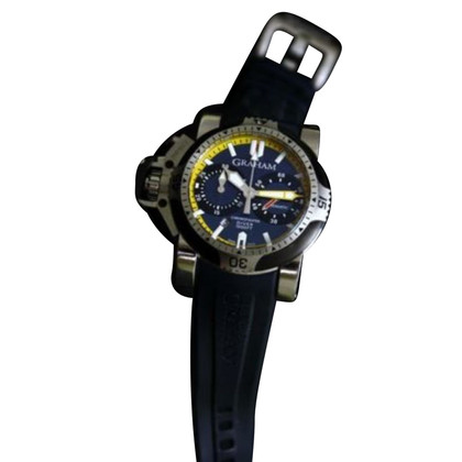 "Graham & Spencer ""Chronofighter Diver Tech Seal Scarab"""