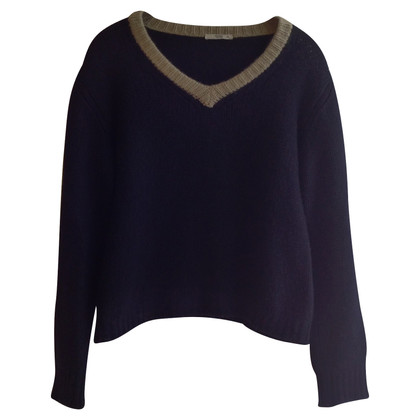 Prada Cashmere sweater in dark blue