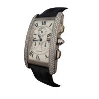 """Cartier """"Tank Américaine Chronograph GM"""""""