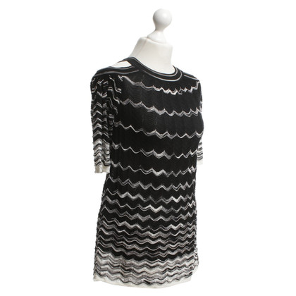 Missoni top with graphic pattern