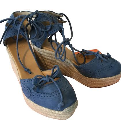 Hermès Sandalen met sleehak