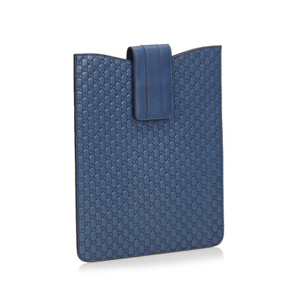 Gucci Étui pour tablette avec motif Guccissima