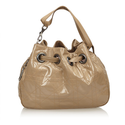 Christian Dior Cannage Leather Bag