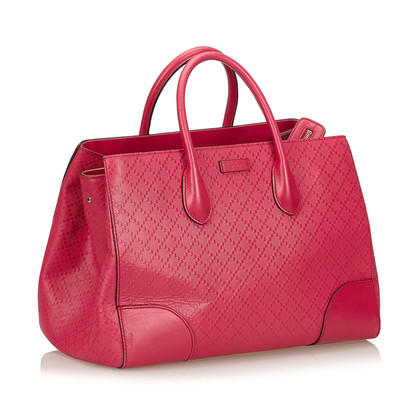 Gucci Handtas in rood