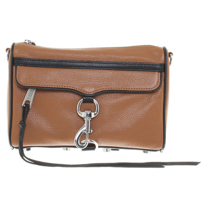 "Rebecca Minkoff Bag ""Mac"" a Brown"