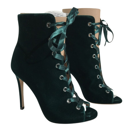 Gianvito Rossi Peep-toes with laces