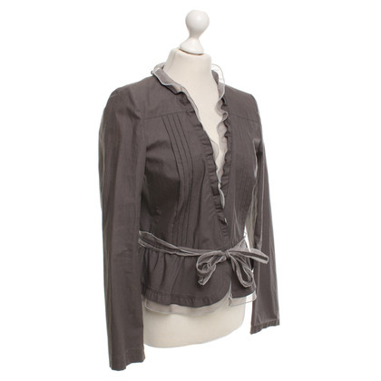 Hugo Boss Blouse in grey