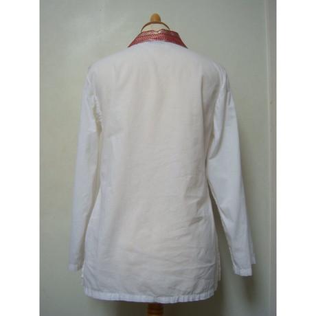 Wei Antik Batik Bluse Bluse Bluse Antik Batik Wei Batik Antik Wei UgYvnXXFqw