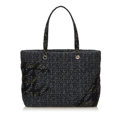 Chanel Shoulder bag made of tweed