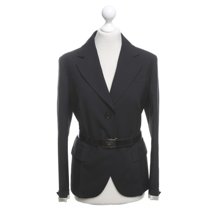 Prada Blazer in black