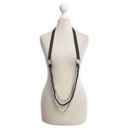 By Malene Birger Chain in black