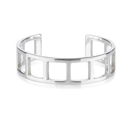 Gucci Silver-colored bangle