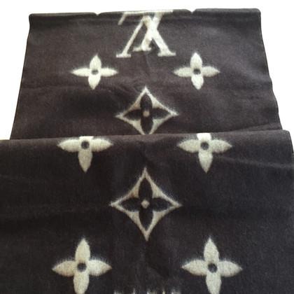 Louis Vuitton sciarpa di cachemire