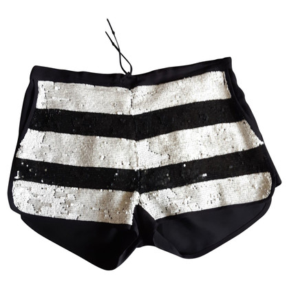 Pinko sequined shorts
