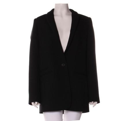 Maje Blazer jas in zwart